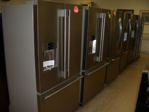 HUGE SELECTION OF REFRIGERATORS! TONS OF SIZES AND STYLES!