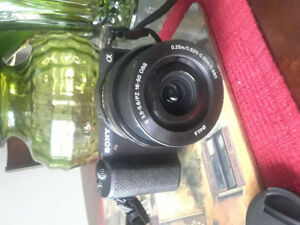 Sony A5100 Perfect Condition with addons