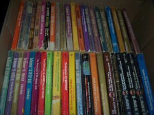 Collection of The Destroyer Series books
