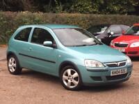 2004 Vauxhall Corsa 1.2i 16v ( a/c ) Energy 3 Door P/X CLEARANCE SALE!!!!!