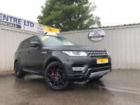Land Rover Range Rover Sport 3.0 SD V6 HSE 4X4 (s/s) 5dr