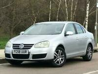 2008 Volkswagen Jetta 1.4 TSI SE 4dr Saloon Petrol Manual