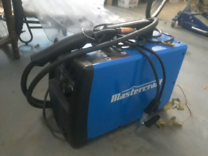 Mastercraft mig fluxcore wire feed