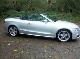 image for 2013 Audi A5 CABRIOLET S LINE SPECIAL EDITION TDI Convertible Diesel Manual