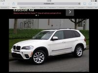2004 BMW X5 trade for work van or cash