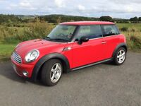 """MINI One 1.4 Pepper Pack + 16"""" alloys, no One badge, Chilli Red"""
