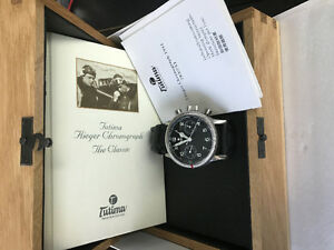 Tutima Flieger Chronograph 1941 Replica Classic Watch