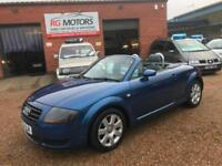 2004 Audi TT Roadster 1.8 Turbo ( 150bhp ) Convertible, **ANY PX WELCOME**