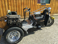macgyver trike from the tv series