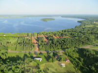 Six waterfront/Two non-waterfront lots on beautiful French Lake
