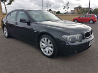 1 OWNER - BMW 730d SPORT - FULL BMW SERVICE HISTORY -17 STAMPS