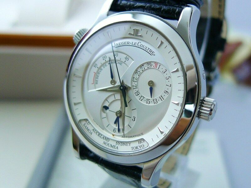 Watch Jaeger LeCoultre Master - watch picture 1