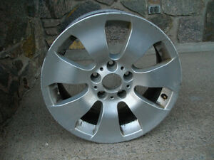 """Four OEM Mags 17""""- BMW 3 series - PRICE REDUCED"""