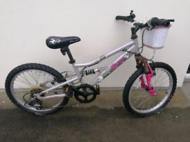 Apollo pure girls bicycle