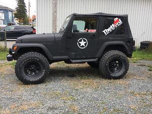 1997 Jeep TJ Cabriolet