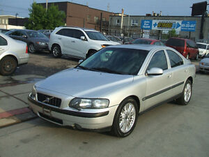 2003 Volvo S60 AWD 2.4T - Extremely Clean