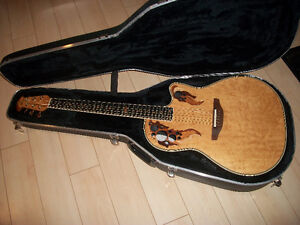 Ovation 1990-7 Collectors Series
