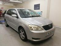 Toyota Corolla 1.6 VVT-i T3 One Lady Owner From New Outstanding Condition