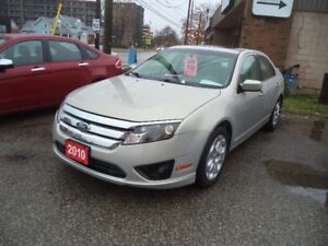 2010 FORD FUSION , LOW KM, SUNROOF