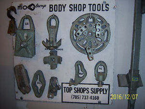 Body Shop Tools (Frame Tools)