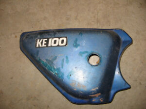 Motorcycle Parts: KE100, KE125, KE175