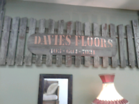 DAVIES FLOORS ... SALES and INSTALLATIONS