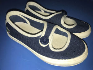 chaussures lacoste fille