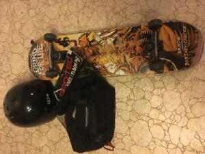 DarkStar Sk8 Board Complete Bundle