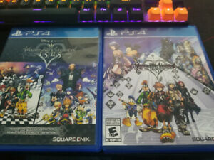 Kingdom Hearts 1.5+2.5, And Kingdom Hearts 2.8
