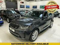 2018 Land Rover Discovery 3.0 SI6 HSE 5d 336 BHP 8SP AUTO 4WD 7 SEATER Estate Pe