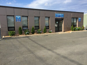 Sprinkler Protected Warehouse Space & Office for Lease