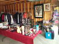 Multi family designer garage sale!!