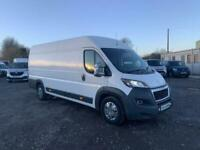 PEUGEOT BOXER 2.0 BLUE HDI 435 L4H2 PROFESSIONAL P/V *BUY FROM £270 P/M*