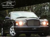 1999 T BENTLEY ARNAGE 4.4 V8 4D AUTO 349 BHP