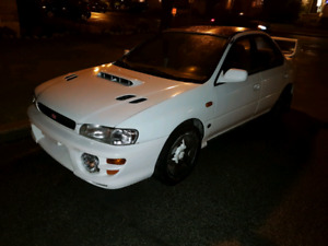 2000 Impreza 2.5rs FOR PARTS