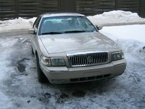 Grand-Marquis 2008 Unlimited Edition