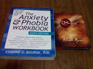 Anxiety Phobia Workbook & The Secret