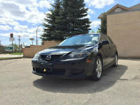 2005 MAZDA6 WAGON,FRESH SAFETY,CLEAN TITLE, 5 Speed Manual