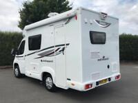 2017 Peugeot Elddis Autoquest 115 Motorhome 2.0 130bhp PAS