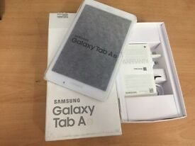 Brand new boxed Samsung Tab A 7inch 2016 wifi black & white bargain!!
