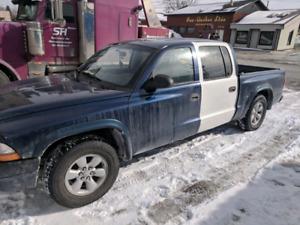 Dodge dakota négociable