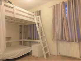 3 studio flats in great location - Edgware Rd W2