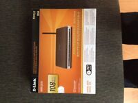 Routeur D-Link WBR-2310