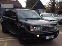 Land Rover Range Rover Sport 4.2 V8 Supercharged auto 2009MY HSE