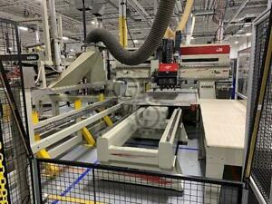 KOMO (VR510-MACH2) CNC ROUTER WITH LOADING / UNLOADING SYSTEM