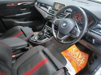 2015 BMW 218i 1.5 Petrol R/Camra 7 seater Auto Sport BUY FOR ONLY £79 A WEEK