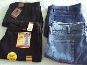 Men's Jeans New (4 pairs sizes 44x30 and 44x32)