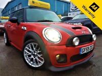 2009 MINI HATCH JOHN COOPER WORKS 1.6 208 BHP+P/X WELCOME+SAT-NAV+XENON! B/TOOTH