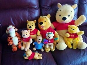 Toutou de Winnie le pooh