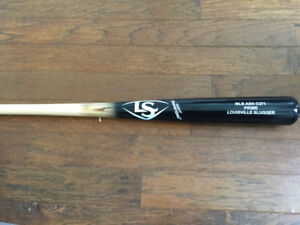 Louisville MLB Prime Wood Bat - ASH C271 32""